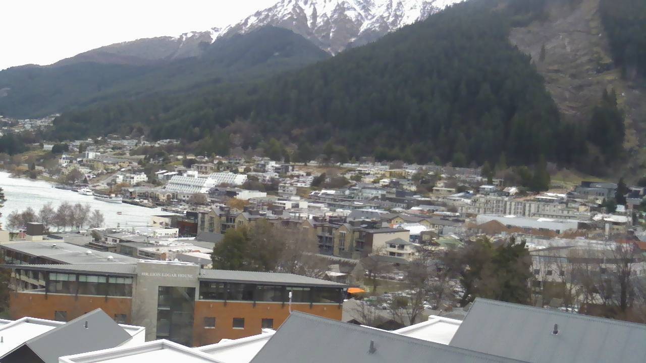 Wonderful views of Queenstown Hill