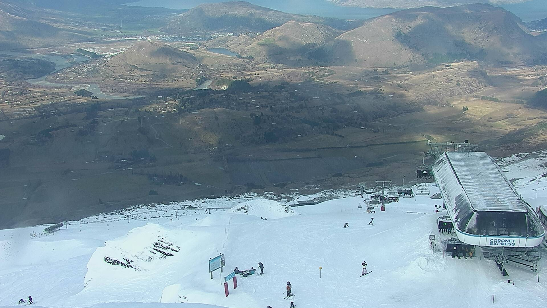 Coronet Peak Top Station